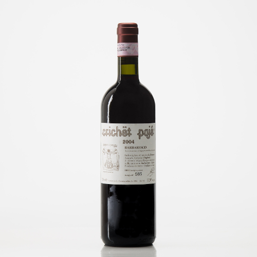 Barbaresco Criché Pajé